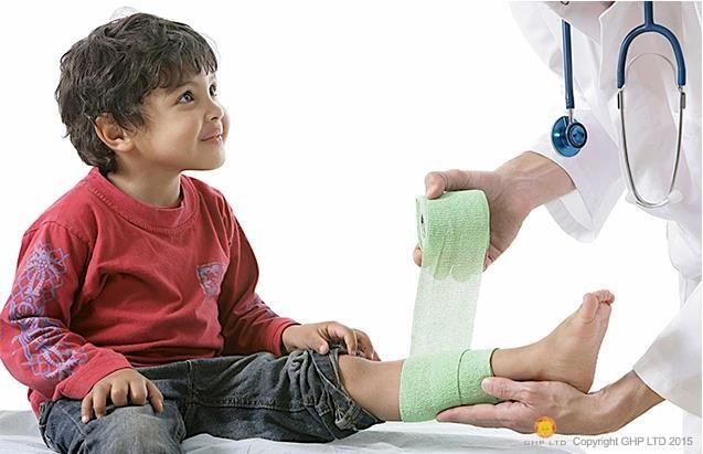 Почему болит нога у ребенка 3 лет