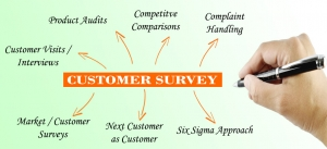 Customer Survey 2014-2015