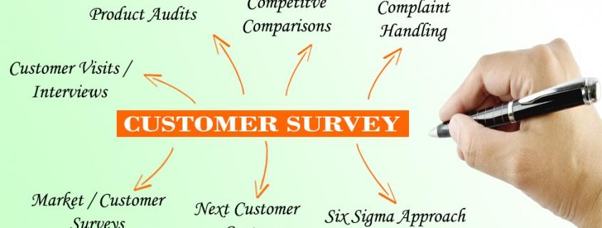 Customer Survey 2014-2015