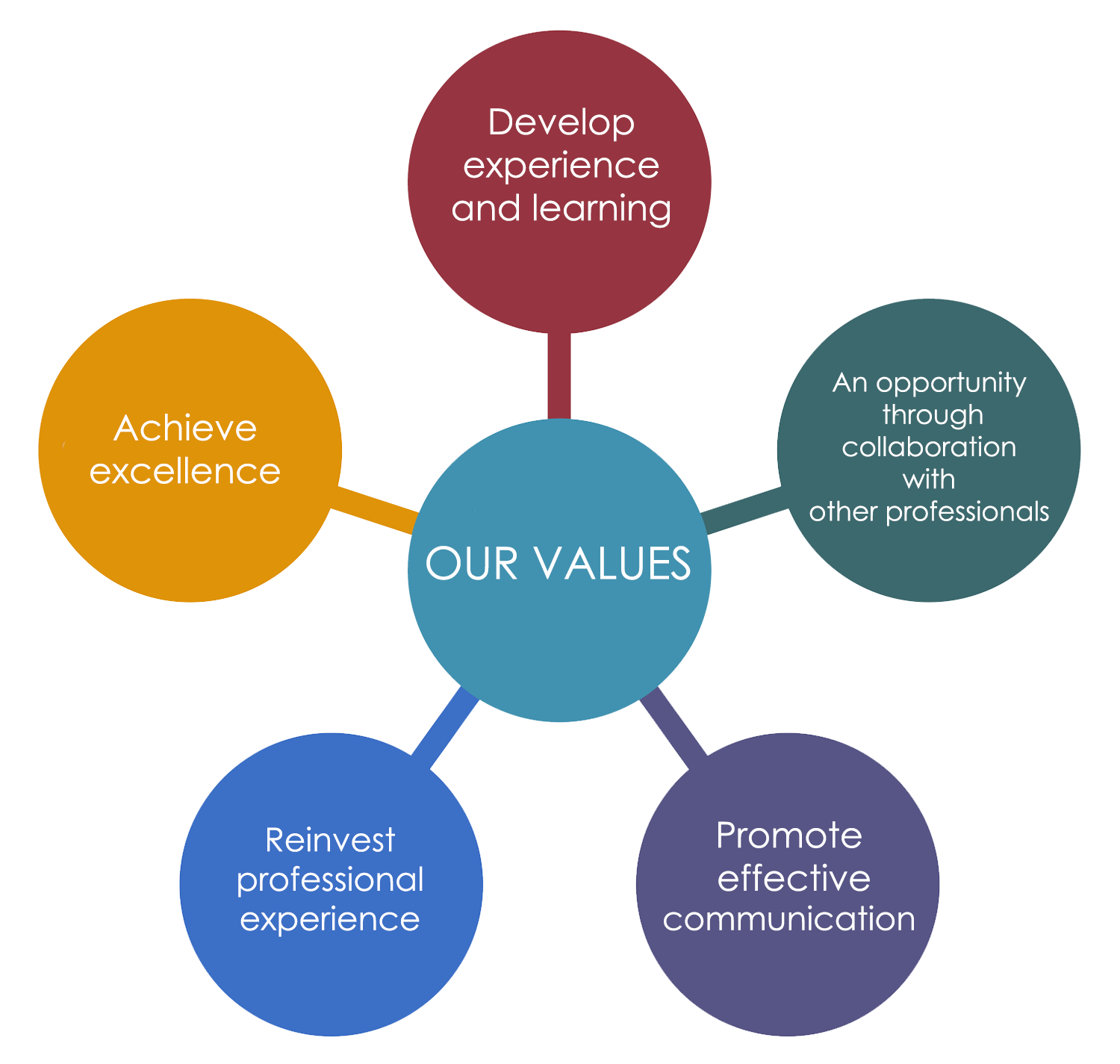 Mission, Vision, Values and Objectives of Global Health Professionals Ltd